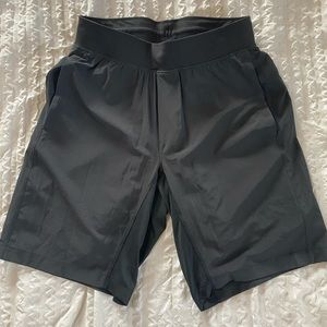 Gray Lululemon shorts Size XL.